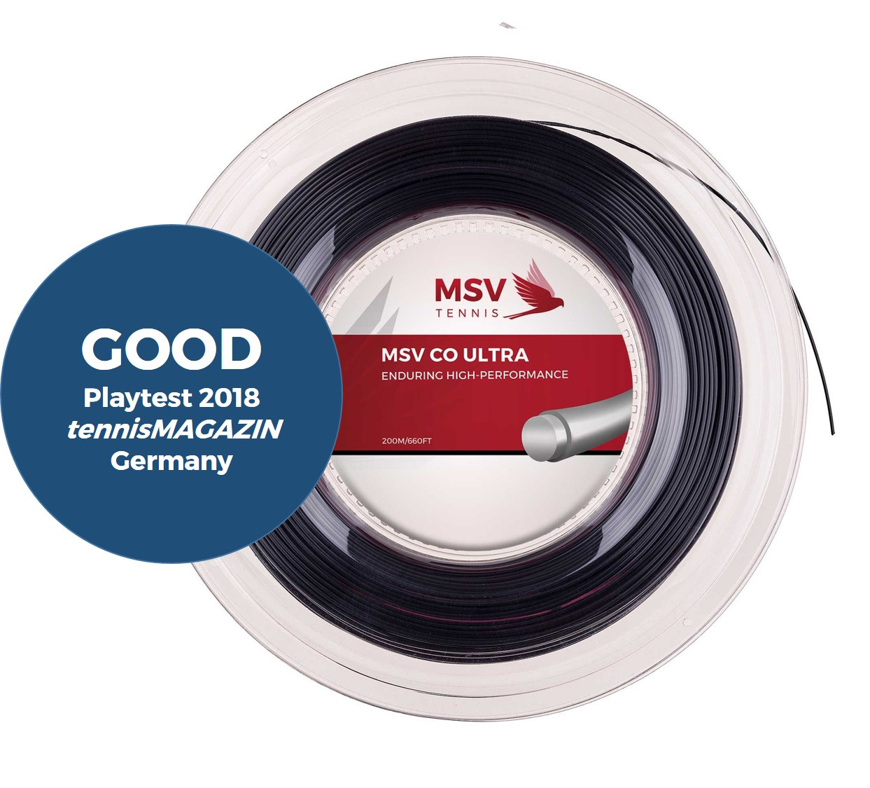 MSV Co Ultra Tennis String 200m
